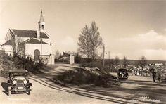 Oslo Grefsen Kapel Enerett Harstad's Forlag, Norskt - Arbeide ca 1930