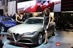 Geneve 2016 : Alfa Romeo Giulia, enfin !