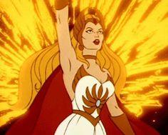 She-Ra.