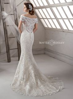 Large View of the Dakota Bridal Gown