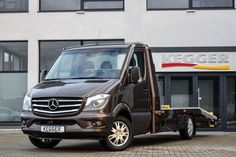 Mercedes Sprinter 2018 #kegger #autotransporter #carrecovery
