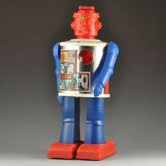 Vintage  Toy Robot  Durham Industries Robot by affordablevintage4U, $50.00