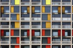Park Hill, Sheffield by Hawkins/Brown and Studio Egret West (Park Hill, Sheffield, South Yorkshire, England)