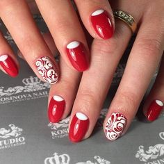 If and when I have the time, my next polish change will be this :) Best Nail Art Designs, Beautiful Nail Designs, Feather Nail Art, Nails 2016, Nail Patterns, Some Ideas, Cool Nail Art, Love Nails, Opi