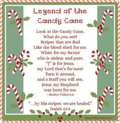 A wonderful story of the meaning and legend behind the Candy Cane. Get the free printables. One to frame and display and the other to attach to a candy cane. Great for school treats and party favors! 12 Days Of Christmas, A Christmas Story, Christmas Candy, Christmas Holidays, Christmas Crafts, Christmas Poems, Christmas Riddles, Christmas Readings, Christmas Favors