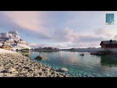 Lumion en grandes proyectos - YouTube