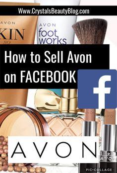 How to Sell Avon on Facebook - Crystal's Beauty Blog Mac Matte Lipstick, Mac Lipsticks, Eyeshadow Palette, Lip Gloss, Avon Facebook, Avon Crystal, Avon Sales, Avon Fashion
