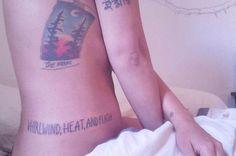 """TAROT TATTOO : LINNEA & THE MOON """"Hi there! Tarot Tattoo, Love Tattoos, Tarot Cards, Tattoo Inspiration, Tattoo Quotes, Tattoo Ideas, Ink, Tarot Card Decks, India Ink"""