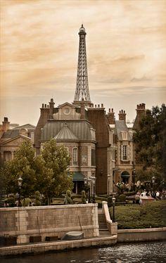 French Pavilion (World Showcase Epcot) Disney World Parks, Disney World Vacation, Disney World Resorts, Disney Vacations, Disney Trips, Vacation Spots, Disneyland Images, Walt Disney Imagineering, Disney Planning