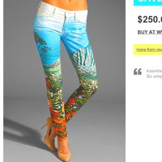 I would totally wear these!