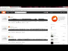Tutorial Soundcloud - YouTube