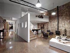 Home + Garage    interior