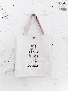 My other bags...