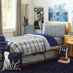 Total Transition Collection - Twin XL Bedding and Bath Set |  Dorm Bedding and Bath | OCM.com