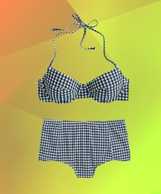 Like Taylor Swift, designers also have a soft spot for retro and vintage-inspired swimsuit silhouettes. Swimsuits, Bikinis, Swimwear, Beach Fashion, Alter Ego, Taylor Swift, Silhouettes, Vintage Inspired, Designers