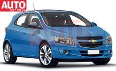 Chevrolet Ônix deve ser anunciado no Salão do Automóvel de São Paulo