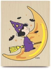 Lucy the witch