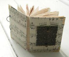 Vintage Brass Pocket Journal | Flickr - Photo Sharing!