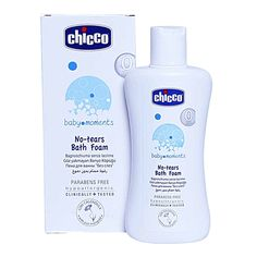 Chicco No-Tears Bath Foam Buy Online at Best Price in India: BigChemist.com