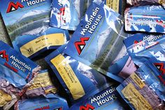 I bought all of REI's freeze-dried food by iriskh, on Flickr
