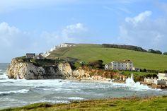 HF Holidays Guided Walking Isle of Wight Freshwater Bay House