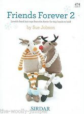 Sirdar Forever Friends 2 Pattern Book by Sue Jobson