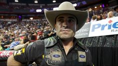 Guilherme Marchi is ready for tall test on Asteroid in this weekend's 15/15 Bucking Battle.