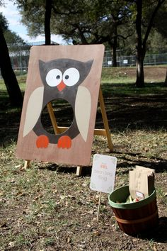 New outdoor birthday games fall festivals ideas Owl Party Games, Birthday Party Games For Kids, Fall Birthday Parties, Fairy Birthday Party, Birthday Ideas, Party Animals, Ben Y Holly, Owl Parties, Outdoor Birthday