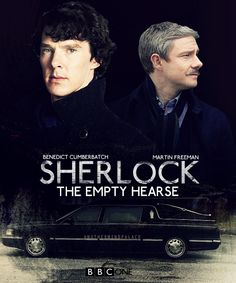 The Empty Hearse - Sherlock (2014) [Season 3 - Episode 1] Crime, Drama, Mystery - Benedict Cumberbatch, Martin Freeman - Mycroft calls Sherlock back to London to investigate an underground terrorist organization. Based on Sherlock Holmes story The Adventure of the Empty House.