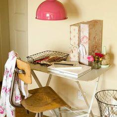 Wohnideen  Arbeitszimmer Home Office Büro - Vintage Home-Office