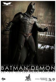 Hot Toys Batman Demon