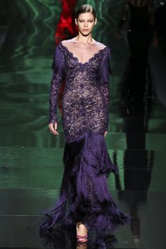 Monique Lhuillier Fall 2013 Ready-to-Wear Fashion Show