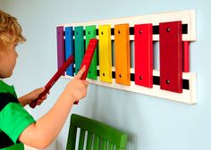Create A Space for Your Toddler To Explore