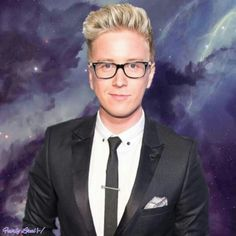 Tyler Oakley edit