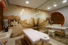 Resultado de imagem para sala de massagem simples