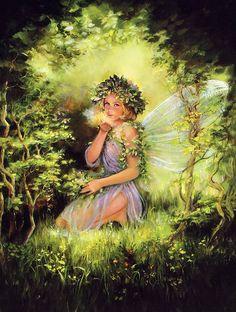 Mary Baxter St. Clair - Fairy Kisses
