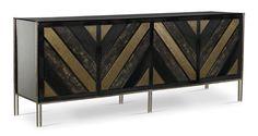 OPIUM CABINET | www.buffetsandcabinets.com #luxuryfurniture #interiordesign #inspirations #cabinetdesign #vintage #cabinetdesign #opium #koket #highgloss