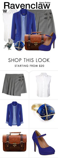 """""""Harry Potter"""" by wearwhatyouwatch ❤ liked on Polyvore featuring Marc by Marc Jacobs, T By Alexander Wang, Oasis, Aqua, Journee Collection, London Bird, wearwhatyouwatch and film"""