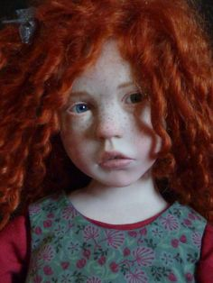 Beautiful - doll by Laurence Ruet