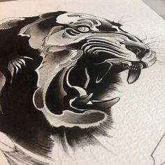❤ By artist ↪ @k_x_b #tatouage #tatouages #tattoo #tattoos #artwork #tattooworkers #ink #inkart #encre #instaart #instaartist #tattooflash #illustration