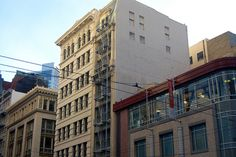 San Francisco's Skinniest Buildings | California Home + Design
