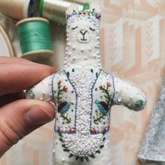 Lovely Llama, Megan Ivy Griffiths