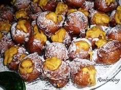 Frittelle allo Zabaione Realcooking Traditional Cakes, Pretzel Bites, Pretty Good, Wonderful Things, Biscotti, I Am Awesome, Lose Weight, Bread, Bomboloni