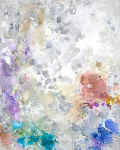 "Casey Matthews ""Questions Swirling Around"" (48x60)"