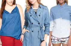 Shopping: 15 vêtements et accessoires en denim - Châtelaine