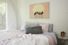 Bonnie Hindmarsh of Three Birds Renovations, has transformed her family's beach shack into an enviable holiday haven. White Washed Floors, Three Birds Renovations, Minimalist Room, Beach Shack, Blog Deco, Beautiful Bedrooms, Decorating Your Home, Interior Decorating, Decorating Ideas