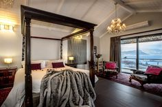 Superior Room, Four Poster Bed, Large Baths, Basins, Bath Shower, Conditioning, Balcony, Relax, Romantic