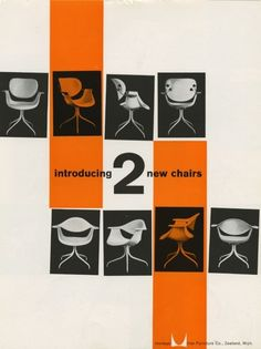 Herman Miller MAA Chair Brochure