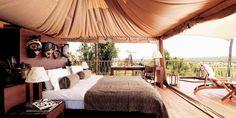 Honeymoon, please?! Luxury tented accommodation at Mara Bushtops by Kuoni
