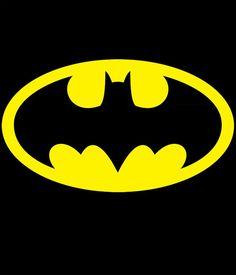 How To Draw Batman Logo Batman Logo Pinterest Batman Drawing